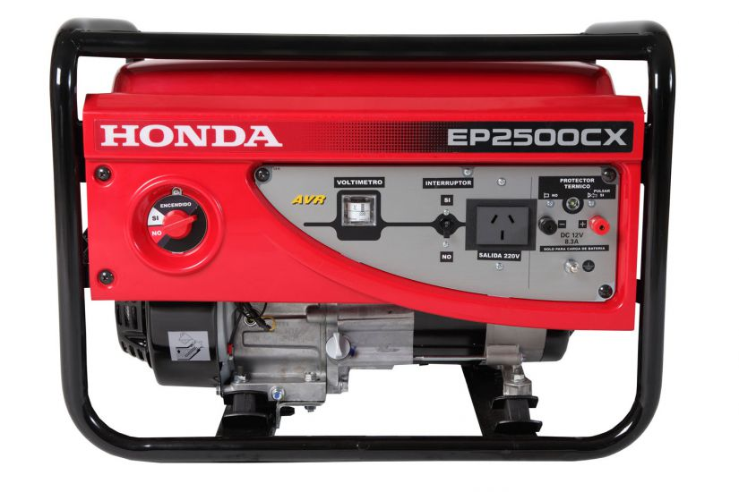 Generador HONDA EP 2500 CX
